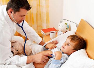 Симптомы появления хламидий пневмонии у детей