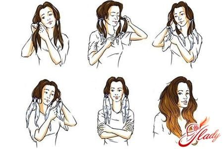 Самостоятельное окрашивание волос