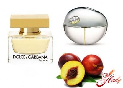 «The One от Dolce&Gabbana» и «Be Delicious» от «DKNY»
