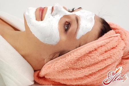 маска для чувствительной кожи лица