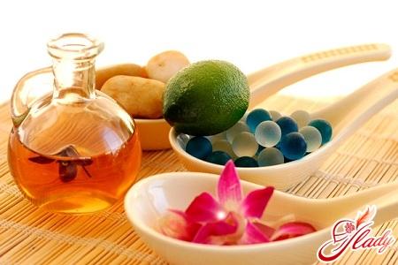 эфирные масла против растяжек