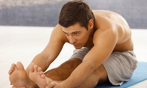 Вылечить мужскую болезнь на ранних стадиях можно с помощью лечебной физкультуры