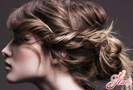 быстрая укладка длинных волос