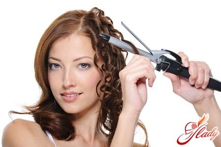 быстрая укладка волос
