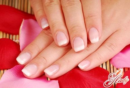 как нарастить ногти самой себе