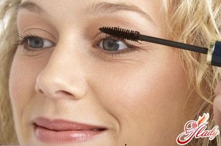 завершающий макияж глаз