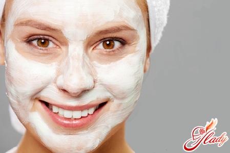 как сделать кожу лица чистой самостоятельно