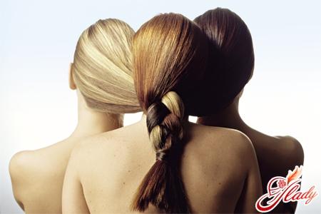 смыть краску с волос в домашних условиях