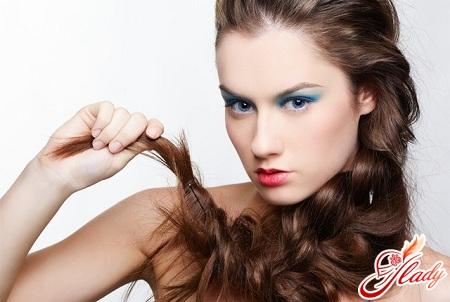 красивый макияж для брюнеток