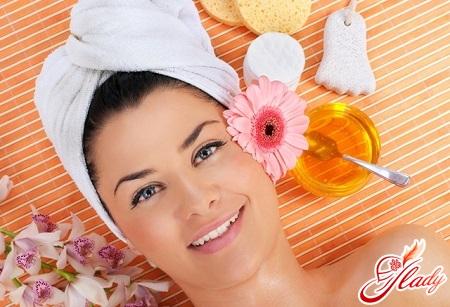 маска для волос из меда и оливкового масла