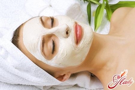 полезная маска для лица из творога
