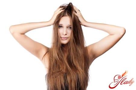 эффективные маски против жирных волос