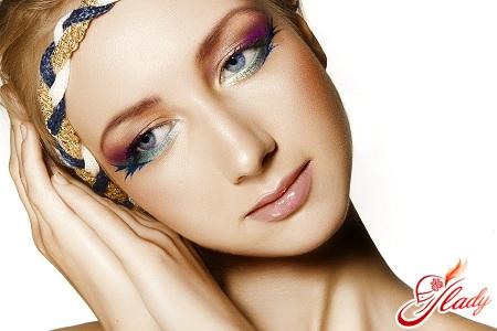 основы макияжа