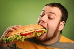 Неправильное питание - причина диареи