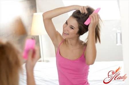 правильные средства для ухода за волосами