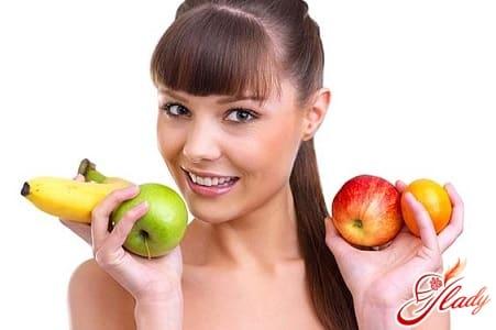 витамины в продуктах для укрепления и роста волос