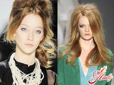 модные прически для длинных волос в стиле ретро