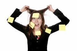 Стресс - причина образования язвы