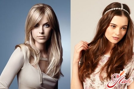 модные стрижки для длинных волос