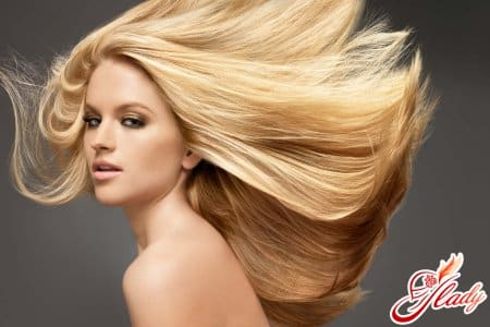 Осветление волос в домашних условиях