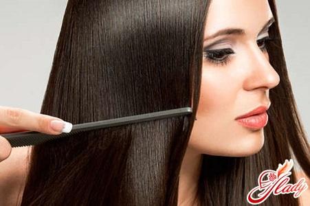 тонкие волосы что делать