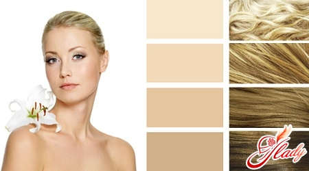 в какой цвет покрасить русые волосы