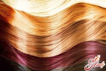 Необходимость лечения поврежденных волос