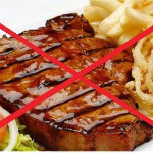 Что нельзя есть при тромбофлебите