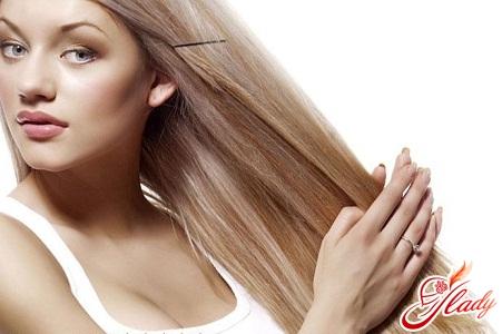 полезная желатиновая маска для волос