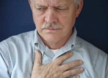 Причины появления чувства жжения в грудной клетке