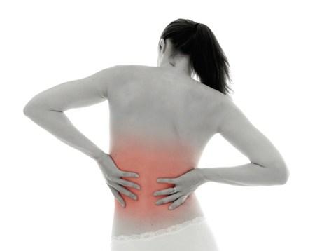 жжение в спине при остеохондрозе